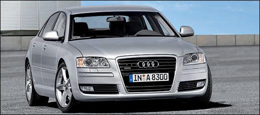 Audi A8 Facelift 2