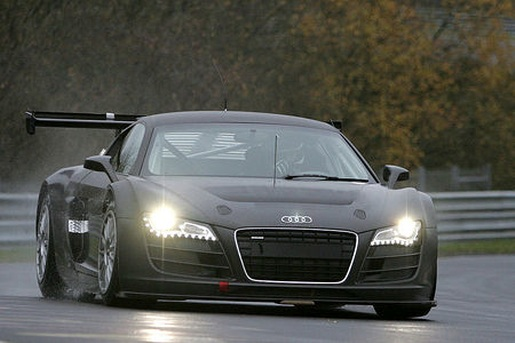 Audi GT3 Nürburgring