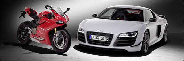 Audi koopt Ducati