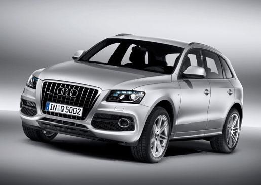 Officieel: Audi Q5 S-Line Pakket