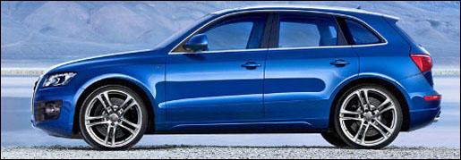 Audi Q5 S-Line Preview