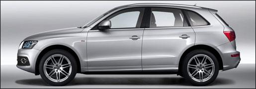 Officieel: Audi Q5 S-Line