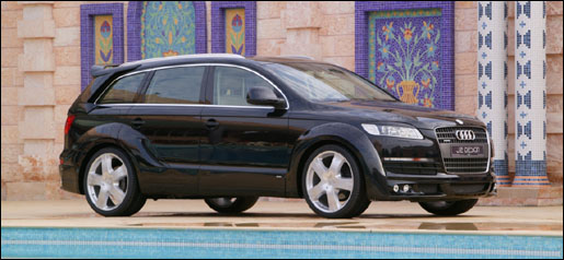 Audi Q7 door JE Design