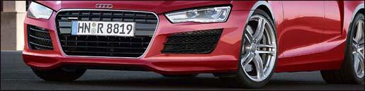Audi R6 impressie