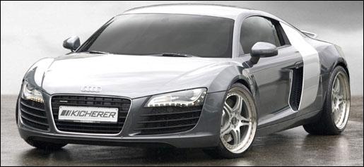 Audi R8 Kicherer