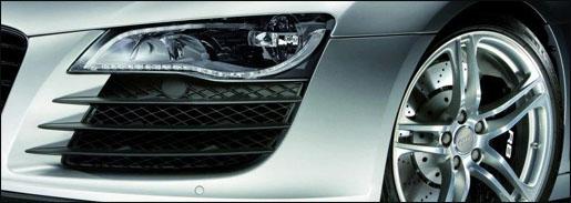 Audi R8 LED Lampen