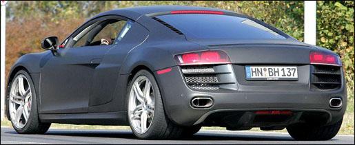 V10 Audi R8