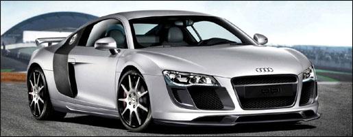 Audi R8 door PPI Tuning
