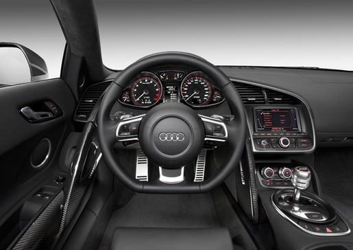 Audi R8 V10 Interieur
