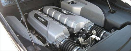 Audi R8 V10 - RS8