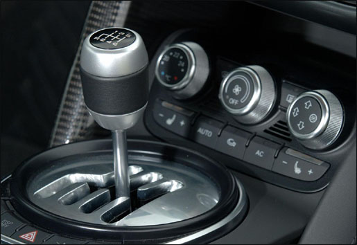 Audi R8 Versnellingsbak