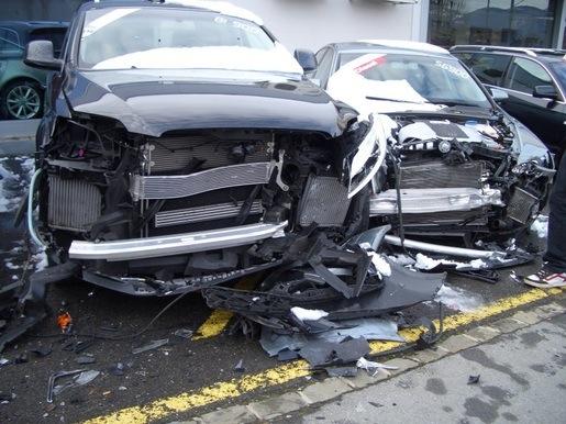 Audi kapüt