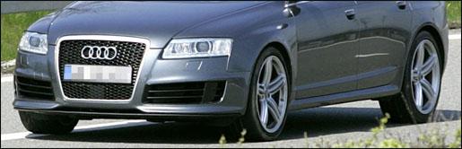 Spyshots: Audi RS6 Sedan
