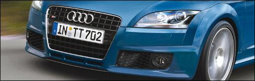 Audi TT-R Preview