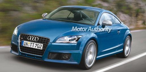 Audi TTR preview