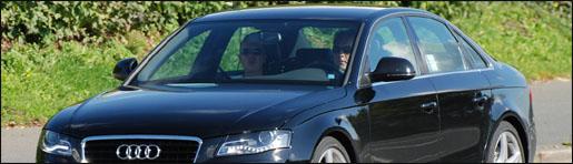 Audi S4 Spyshots