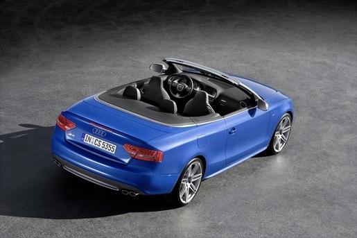 Audi A5 S5 Cabrio