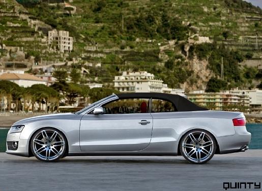 Audi S5 Cabrio Preview