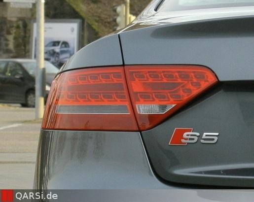 Audi S5 Facelift