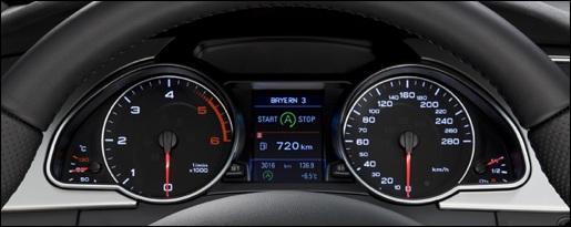 Audi Start/Stop Technologie