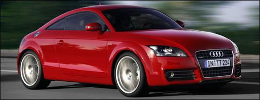 Audi TT TDI 2.0
