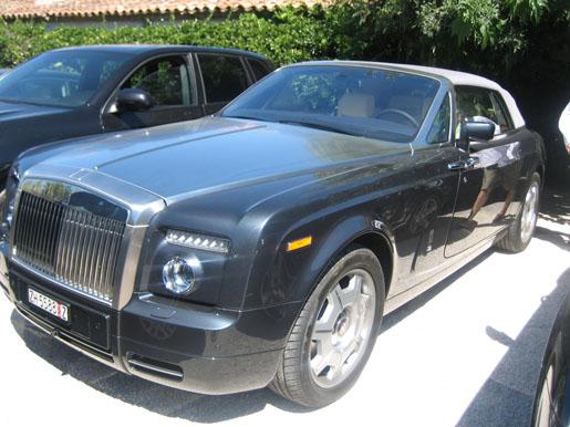 Rolls-Royce Drophead Coupé St. Tropez