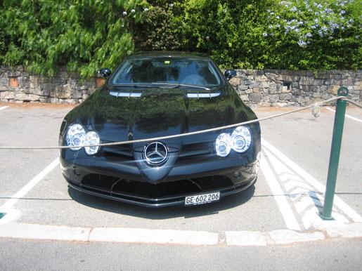 SLR McLaren St. Tropez