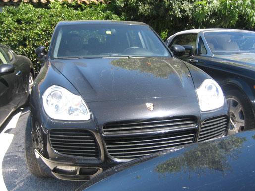 Porsche Cayenne St. Tropez