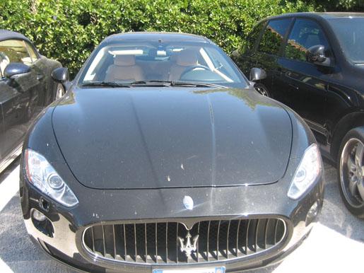 Maserati GranTurismo St. Tropez