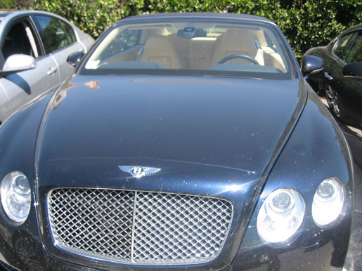 Bentley Continental St. Tropez