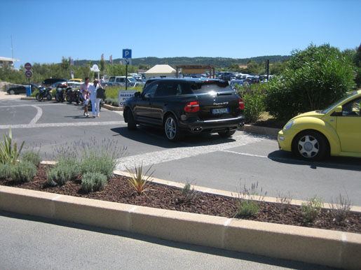 Porsche Cayenne GTS St. Tropez