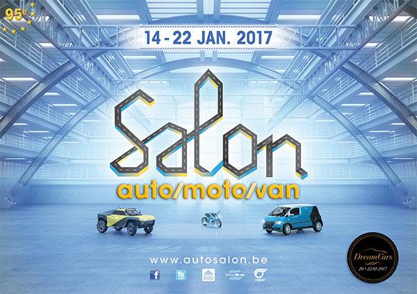 Autosalon van Brussel 2017: praktische informatie, tickets en openingsuren