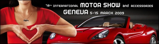 Autosalon Genève Geneva