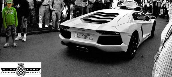 Goodwood Aventador Lamborghini
