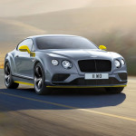 Officieel: Bentley Continental GT Speed 2016 [643 pk / 840 Nm]