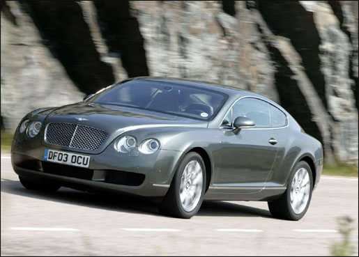 Bentley Continental GT - 5