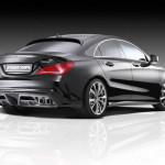Mercedes CLA Piecha Design