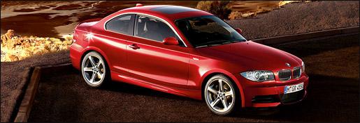 BMW 1 Serie Coupé