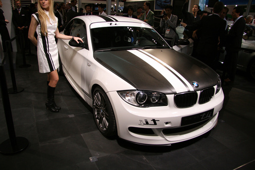 BMW 1 Serie tti Concept in Tokyo