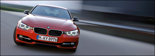 BMW 3-Reeks F30 Sport line