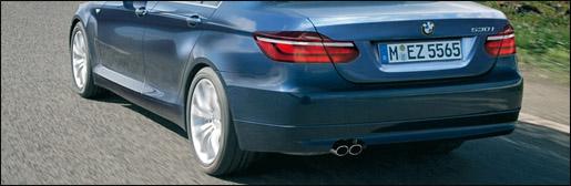 BMW 5 Achterkant