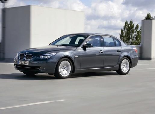 BMW 5 Security