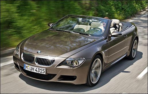 BMW 6 - 10
