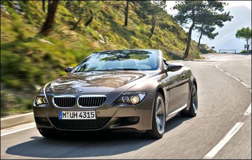 BMW 6 Voorkant
