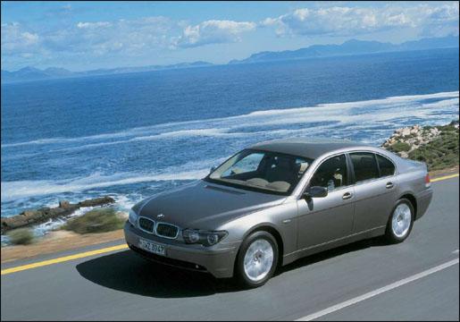 BMW 7 - 11