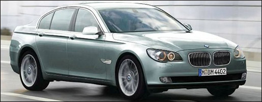 BMW 7 2009 Preview