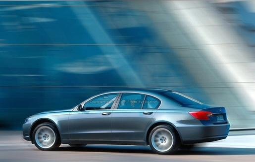 BMW 7 Nieuwe Generatie Impressie