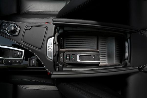 BMW LTE module