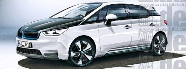 BMW i5 2015