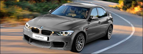 BMW M3 F80 2013